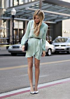 Perfect mint dress