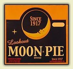 Moon Pies with an RC Cola!