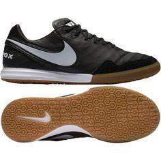 Nike TiempoX Proximo IC Black/Gum Light Brown