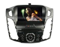 Ford Focus 2012 Android 4.0 Autoradio DVD GPS Digital TV Wifi 3G
