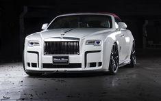 Wald Rolls-Royce Dawn Black Bison Auto Rolls Royce, Rolls Royce Coupe, Rolls Royce Dawn, Luxury Yachts, Luxury Cars, Luxury Auto, Super Sport Cars, Super Cars, Rolls Roys