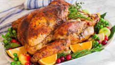 Garlic Butter Turkey + Easy Gravy Recipe - YouTube