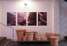 Installation Les Mauvaises Graines envahissent merci #mercishopparis #lesmauvaisesgraines #jardinurbain