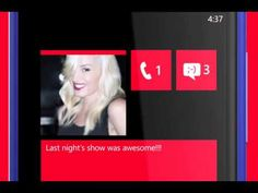 Microsoft's Windows 8 phone ad with Gwen Stefani 2 - YouTube