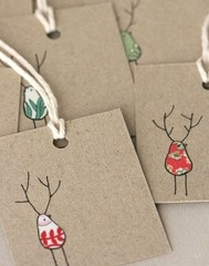 these gift tags are precious.