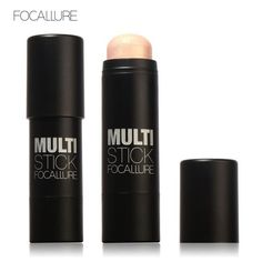 FOCALLURE Face Bronzer Highlighter Stick #stick #face #bronzer #highlighter #cosmetics #affordable # pigmented #goodquality