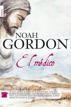 El Médico- Noah Gordon, bueno, la peli ya esta, si sabemos que en el libro somos los directores mentales de las peliculas... en las peliculas ya hicieron eso por nosotros.