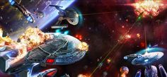 Star Trek battle
