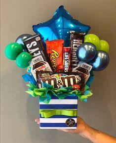Life Savers, Birthday Balloons, Ideas Para, Barbie, Candy, Album, Chocolate, Disney, Gift Baskets For Kids