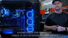 Visit The Link In Our Bio For Your Chance To Win a Custom Thermaltake View 71 Water Cooled Computer! #pinterestegiveaway #amd #computer #corsair #giveaway #gskill #nvidia #thermaltake #gaming #gamer #videogames #gamestagram #sorteo #follow #followme #win #contest #sweepstakes #giveaways #giveawayindonesia #giveawayph #giveawaycontest #giveawayindo #giveawaymalaysia #entertowin #contestalert #goodluck