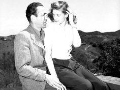 vintage astrology (@oldhollywoods) | Twitter Humphrey Bogart and Lauren Bacall