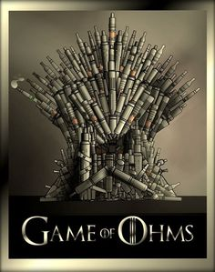Game of Ohms ~ Vaping