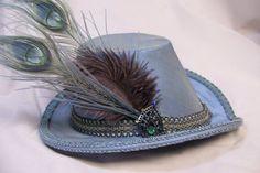 OOAK handmade elizabethan renaissance arch brim hat by PixieStixx, $85.00