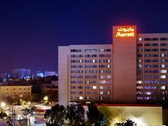 Amman Marriott Amman Hotel Jordan, Middle East Stop at Marriott Amman Hotel to discover the wonders of Amman. The property features a wide range of facilities to make your stay a pleasant experience. 24-hour security, daily housekeeping, fax machine, gift/souvenir shop, photocopying are there for guest's enjoyment. All rooms are designed and decorated to make guests feel right at home, and some rooms come with television LCD/plasma screen, air conditioning, heating, wake-up se...
