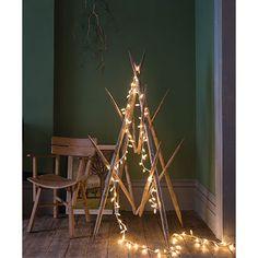 Christmas modern by farrow & ball, modern Farrow Ball, Farrow And Ball Paint, Grey Woodwork, Vintage Wreath, Alternative Christmas Tree, Decorating Your Home, Interior Inspiration, Paint Colors, Molde