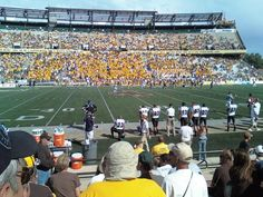 Pokes Football, Laramie Wyoming