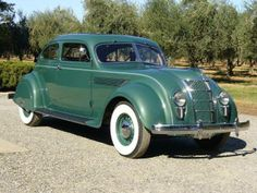 1935 Chrysler C1 Imperial Airflow