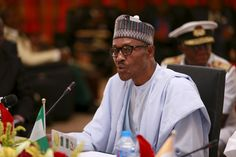 The Nigerian president has remained quiet on an upsurge in pro-Biafran protests.