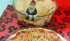 Sister Colleen's Chip Dip on http://pocketcocktails.com