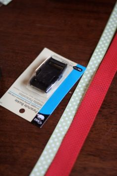 Think Crafts Blog – Craft Ideas and Projects – CreateForLess » Blog Archive » DIY Dog Collar