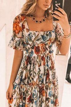 Summer Formal Dresses, Casual Dresses, Short Dresses, Fashion Dresses, Sun Dresses, Floral Dresses, Simple Dresses, Elegant Dresses, Pretty Dresses