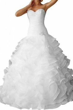 Gorgeous Bridal Stylish Organza Ball Gowns Wedding Dresses Long Sweetheart- US Size 10 Gorgeous Bridal,http://www.amazon.com/dp/B00G7KRCSK/ref=cm_sw_r_pi_dp_78R.sb01XFSYND3B