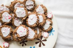 Chocolate peppermint cookie recipe