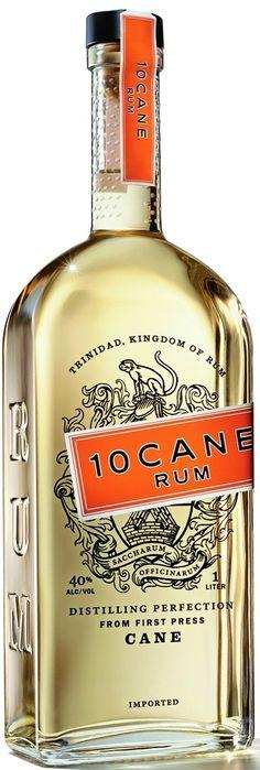 10 Cane Rum Tolle Geschenke mit Rum gibt es bei http://www.dona-glassy.de/Geschenke-mit-Rum:::22.html