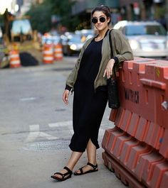 """""""Bought Teva Originals for Israel, but I can't stop wearing them around NYC."""" (Ariana Levy, blogger, twinseparable.com)"""