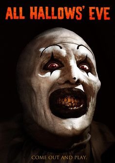 All Hallows' Eve (2013) scared the bejesus out of me - bloody clown!