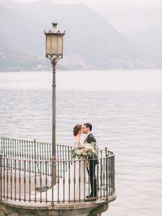 A Pretty Parasol + Lake Como Are All the Inspo We Need
