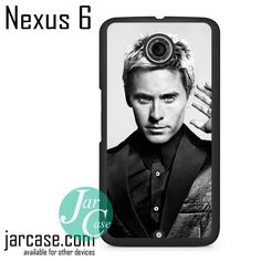 Jared Leto Main Vocal 30stm Phone case for Nexus 4/5/6