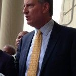 New York Mayor To Boycott St Patrick's Day Parade