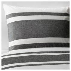 BJÖRNLOKA Duvet cover and pillowcase(s) - Full/Queen (Double/Queen) - IKEA