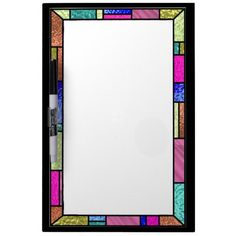 Stained Glass Dry Erase Board