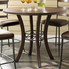 100+ Counter Height Table Round - Cool Furniture Ideas Check more at http://livelylighting.com/counter-height-table-round/