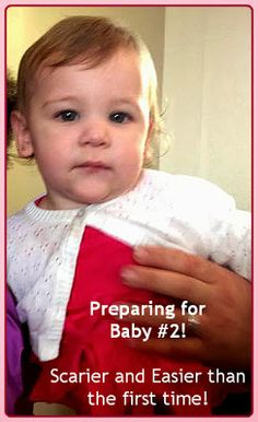 Learning to Make a Home: Preparing for baby #2 when baby #1 is still very little!