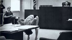 """heartsickboy: """" A stripper in Clearwater, Florida showing the judge that her bikini briefs covered too much of her behind to expose her vagina to the undercover cop that arrested her for prostitution. World Pictures, Rare Pictures, Best Funny Pictures, Funny Photos, Cool Photos, Interesting Photos, Rare Photos, Amazing Photos, Clearwater Florida"""