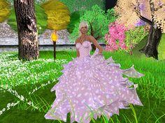 Dancing queen - ball dancing in May