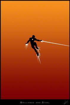 Iron Man by Daniel Scott Gabriel Murray *