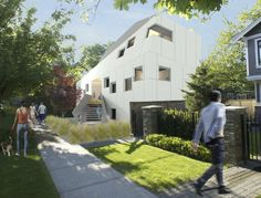 LWPAC commissioned to design Vanglo House in Vancouver's Main Street area. East 17, Construction Group, Main Street, Interior Styling, Habitats, Photo Credit, Vancouver, Exterior, Mansions