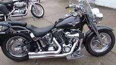 2005 Harley Davidson Fat Boy FLSTF For Sale $8,500 U3278