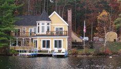 House vacation rental in Alton Bay from VRBO.com! #vacation #rental #travel #vrbo