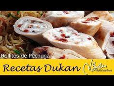 ▶ Rollitos de Pollo Dukan en Olla GM o Plancha (Ataque) / Dukan Diet Chicken Breast Rolls - YouTube