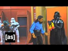 This Deal's Getting Worse All The Time   Robot Chicken   Adult Swim - YouTube