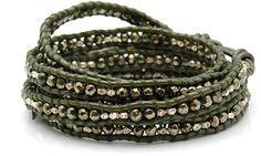 chan luu bracelet: LOVE! I want one!