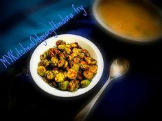 Tindora fry.easy subzi/curry to go with rice/roti