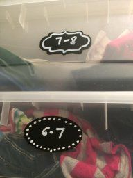 Amazon.com: Bethany Stone's review of 64 Large CHALKBOARD LABELS - Premium Quali...