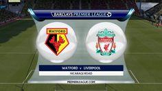 Prediksi Bola Watford vs Liverpool 2 Mei 2017 ( Liga Inggris )