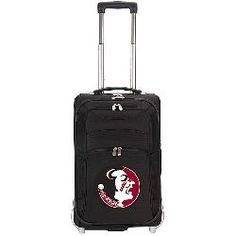 Florida State Seminoles Nylon Carry On Luggage